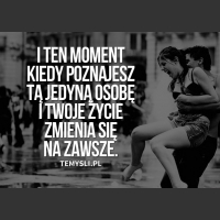 I ten moment kiedy