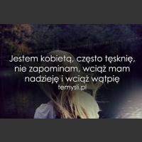 Jestem kobietą..