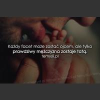 Każdy facet może zostać ojcem, ale...